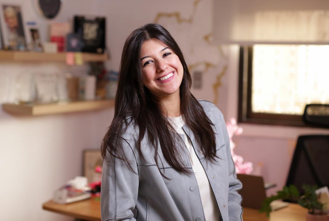 Nadia Gamal El Din, Mısır
