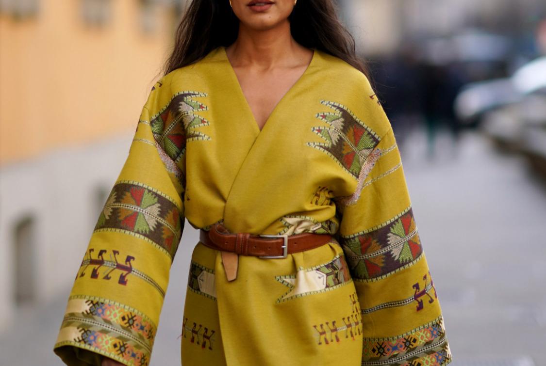 Kimonolar Günlük Hayata Nasıl Uyarlanabilir?
