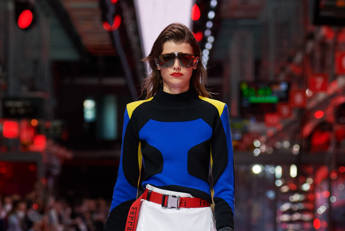 Ferrari Moda Dünyasına Giriş Yaptı
