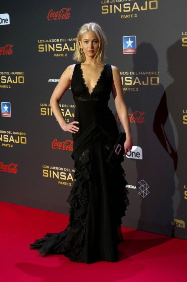 Madrid Galası 1, Elbise: Ralph Lauren Collection