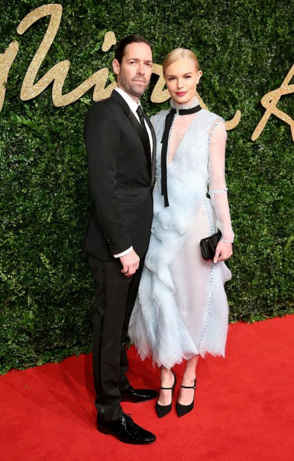 Erdem Moralıoğlu & Kate Bosworth