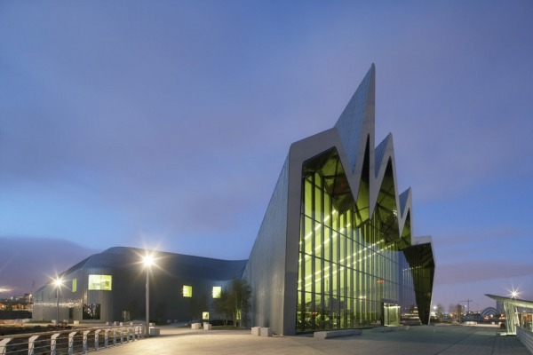 The Riverside Museum, Glasgow