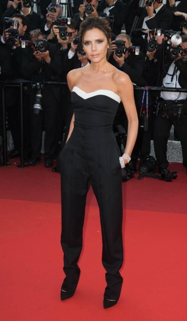 Victoria Beckham, 'Cafe Society' & Açılış Galası