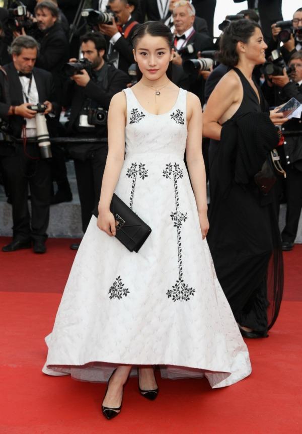Yao Xin, 'Cafe Society' & Açılış Galası