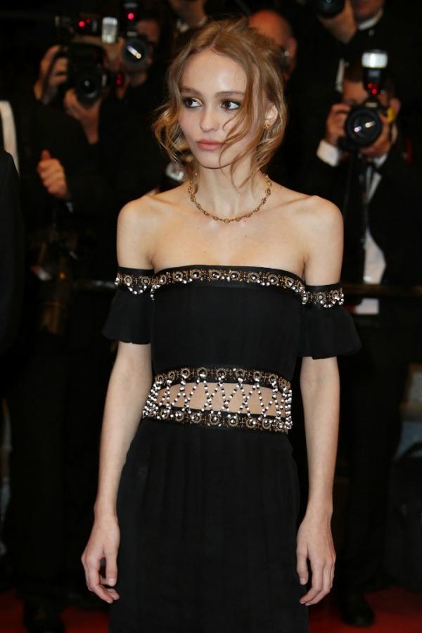Lily-Rose Depp, 'I, Daniel Blake'