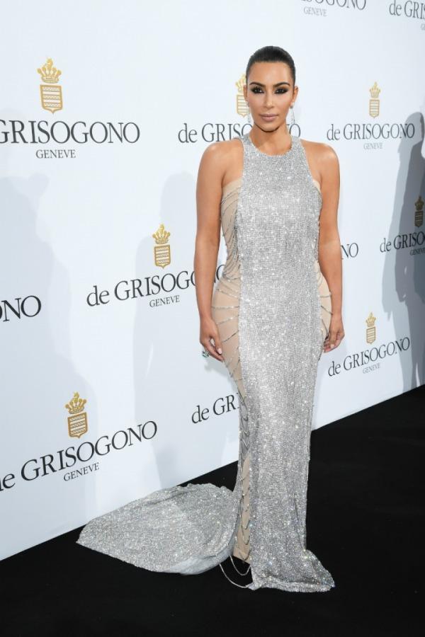 Kim Kardashian, De Grisogono Party