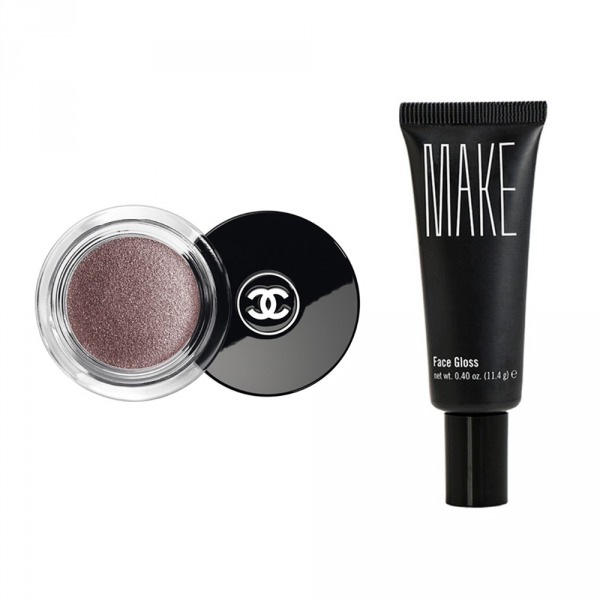 Chanel Illusion D'Ombre Long Wear Luminous Eyeshadow in Illusoire, Make Face Gloss