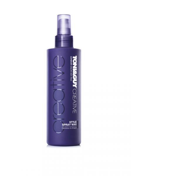 TONI&GUY Style Spray Wax, 40 TL