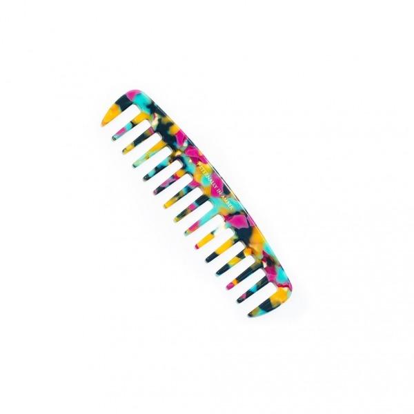 ETERNALLY IN AMBER Rainbow Detangling Comb, 11 dolar eternallyinamber.com
