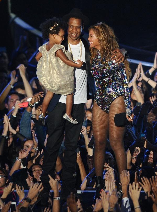 Jay Z, Beyonce ve Blue Ivy Carter