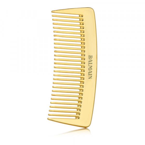 Balmain Paris Hair Couture Gold-plated Pocket Comb