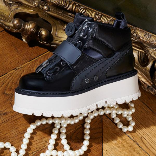 FENTY PUMA by Rihanna, Strapped Women's Sneaker Boots 1699 TL