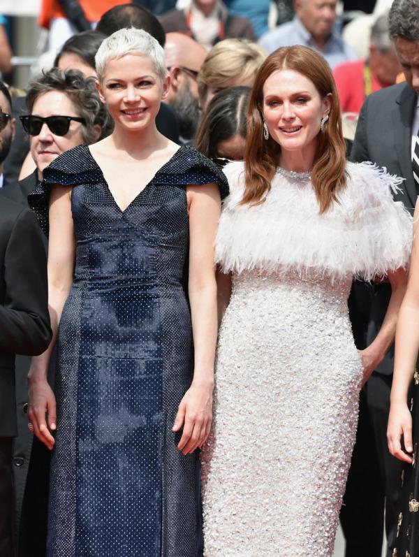 Michelle Williams, Julianne Moore