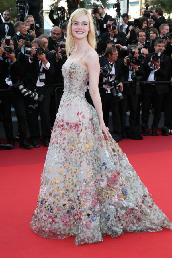Elle Fanning, Dior