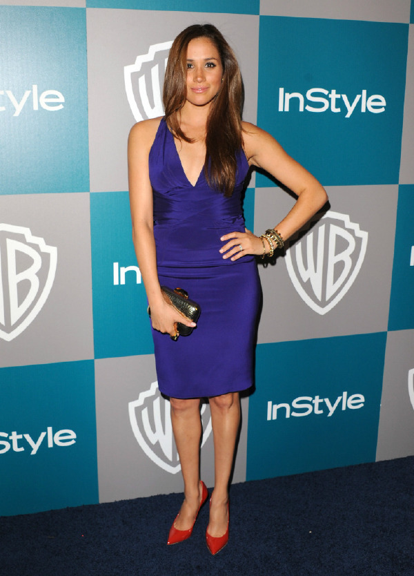 2012 - 13th Annual Warner Bros. And InStyle Golden Globe After Party