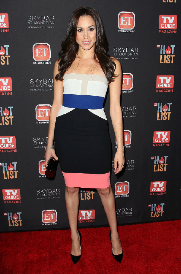 2012 - TV Guide Magazine's 2012 Hot List Party