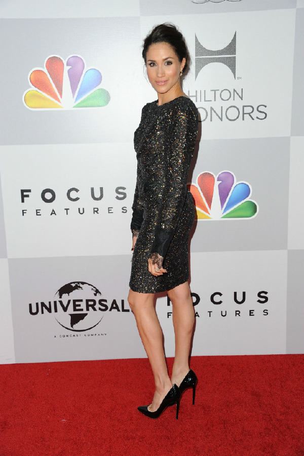 2013 -  NBC Universal's 70th Annual Golden Globe Awards After Party