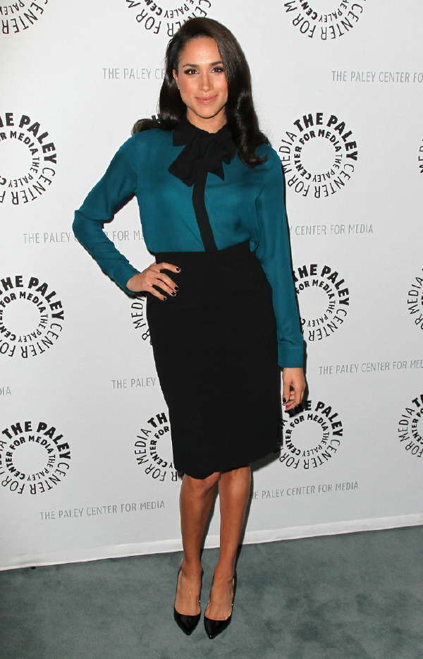 2013 -  The Paley Center For Media Presents An Evening With 'Suits'