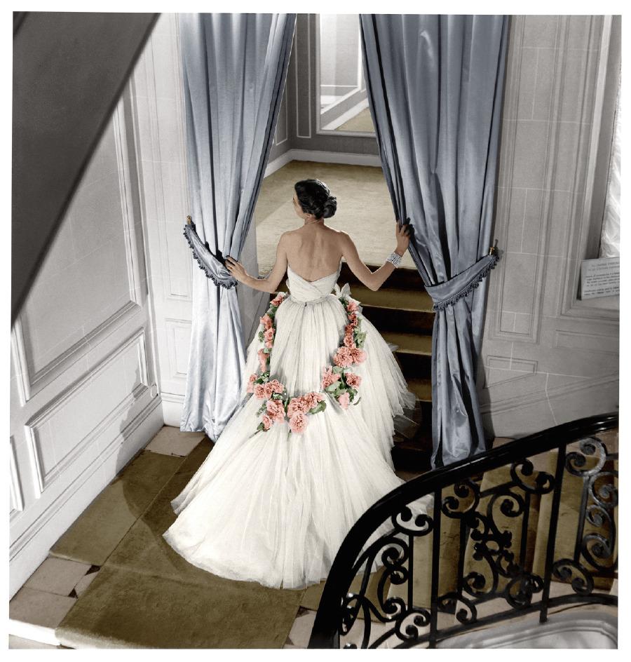 Tableau final dress - 1951 İlkbahar/Yaz