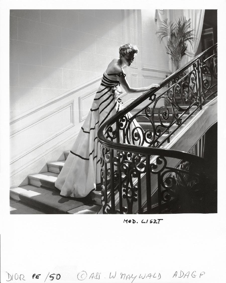 Liszt elbise - 1950 İlkbahar/Yaz