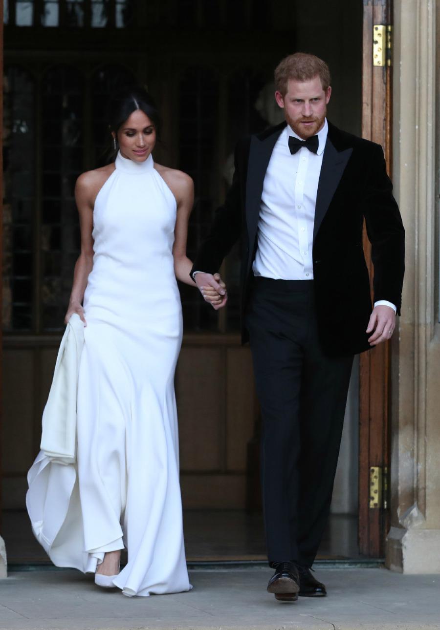 2018 - Prens Harry ve Meghan Markle'ın Düğün Resepsiyonu