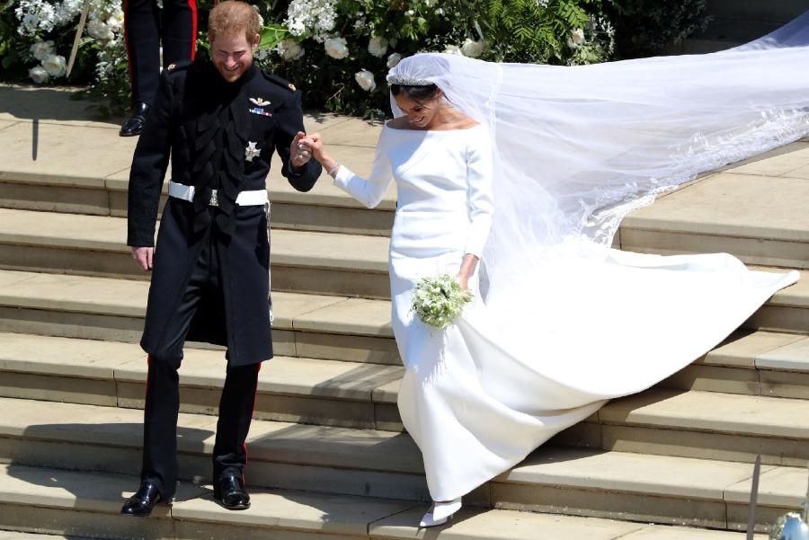 2018 - Prens Harry ve Meghan Markle'ın Düğün Töreni