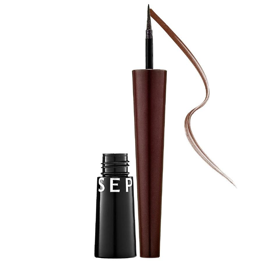 Sephora Long-Lasting 12 HR Wear Eye Liner - 06 Dark Brown