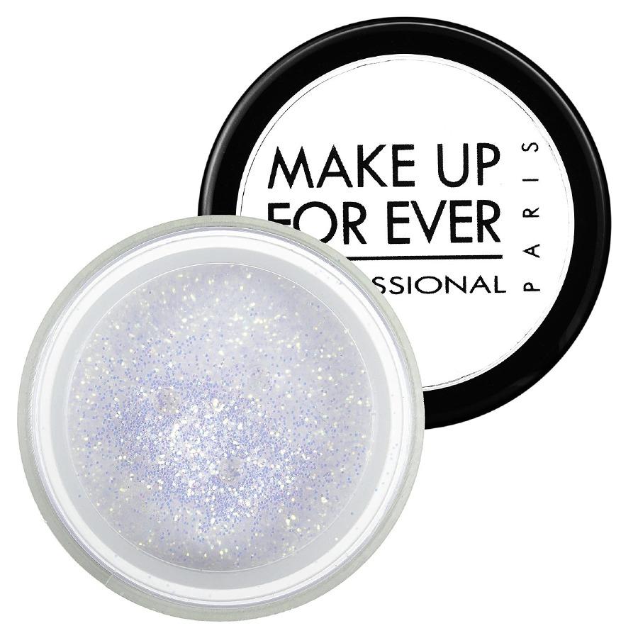 Make up For Ever Glitter - White Violet 4