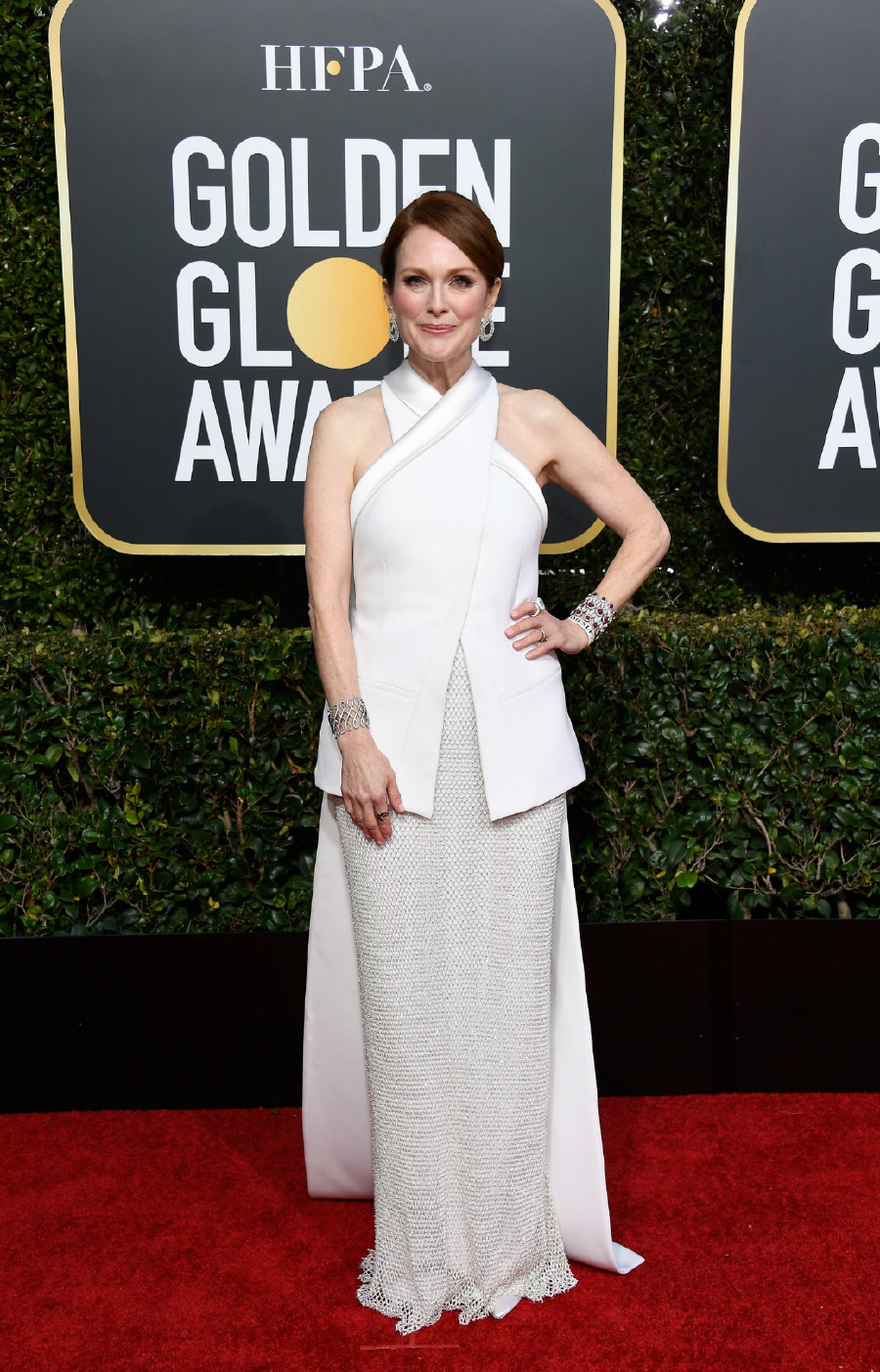 Julianne Moore, Elbise: Givenchy