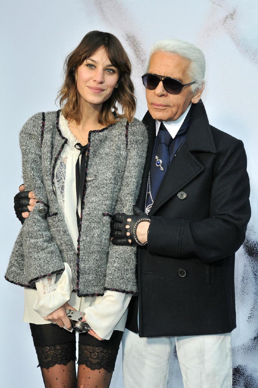 Alexa Chung 2011