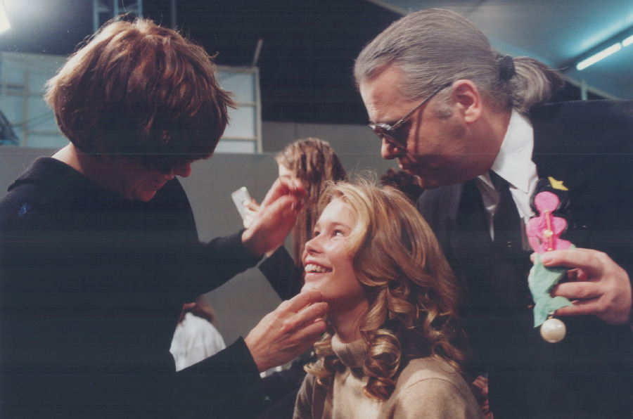 Claudia Schiffer 1990