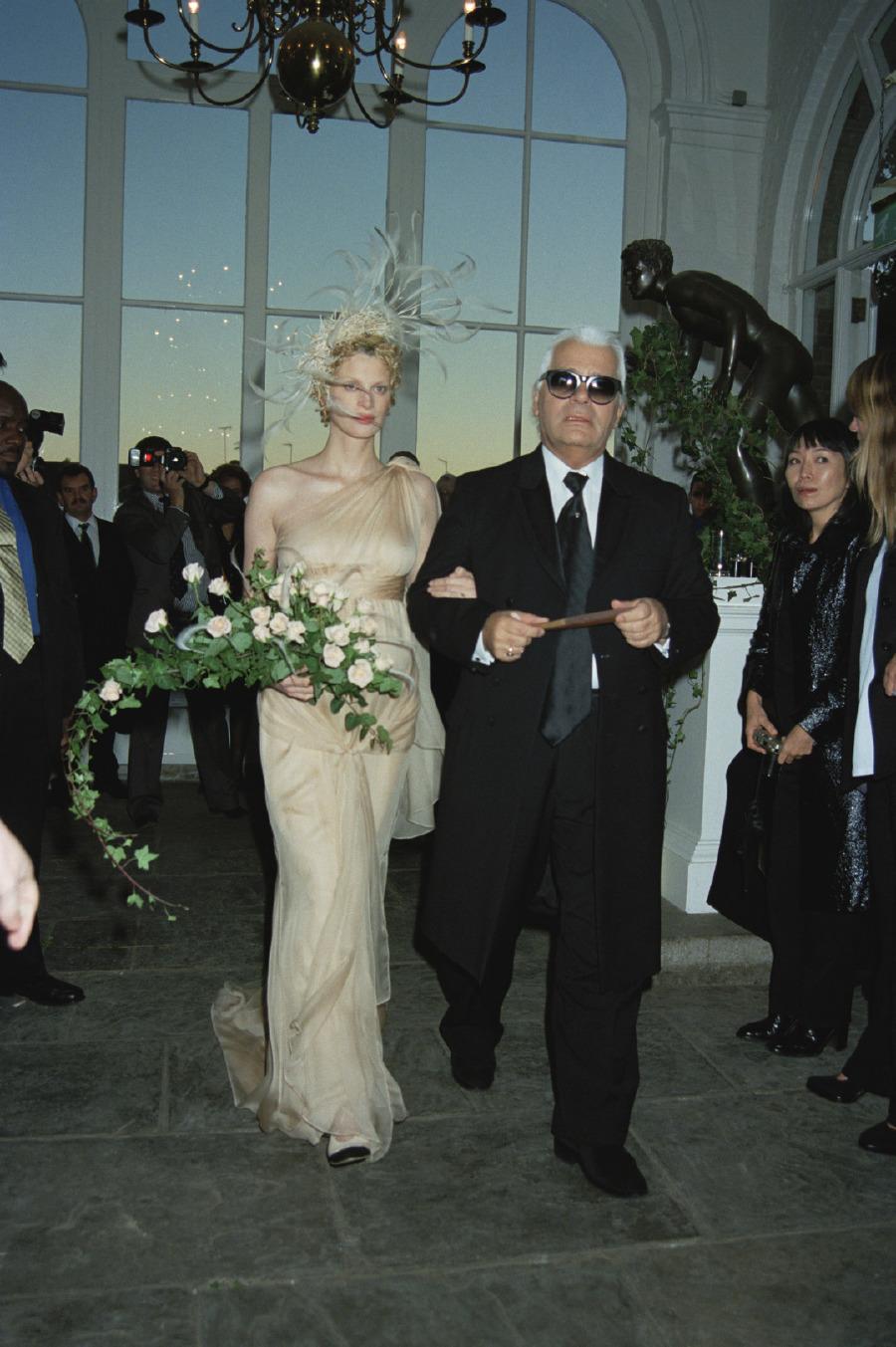 Kristen McMenamy 1997