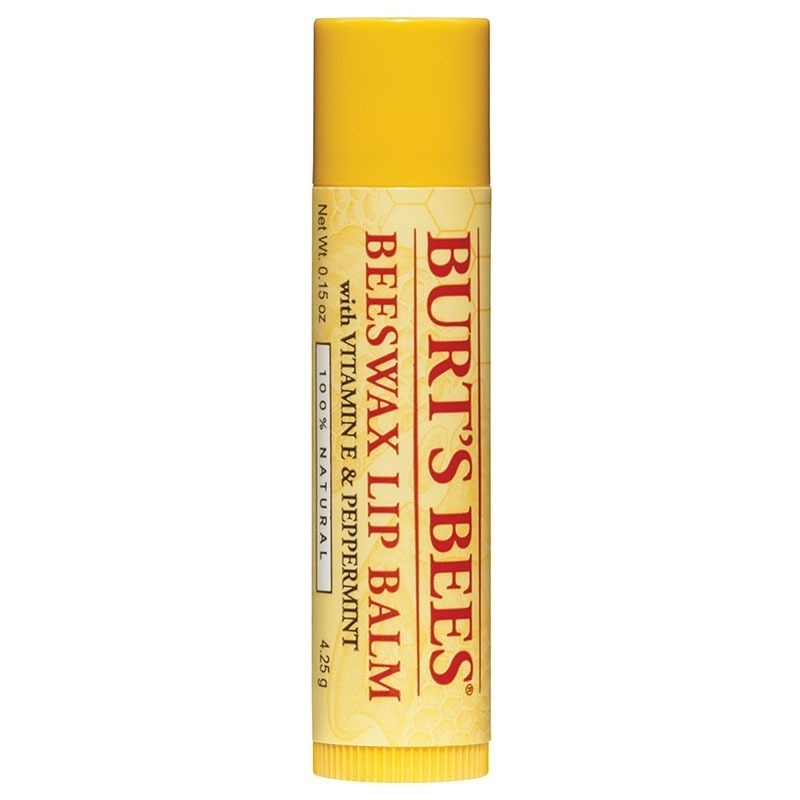 Burt's Bees 100% Natural Lip Balm
