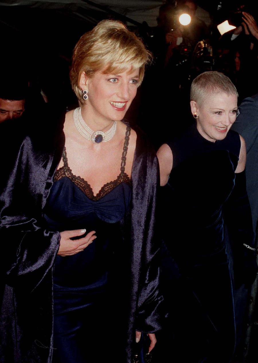 Lady Diana, 1996