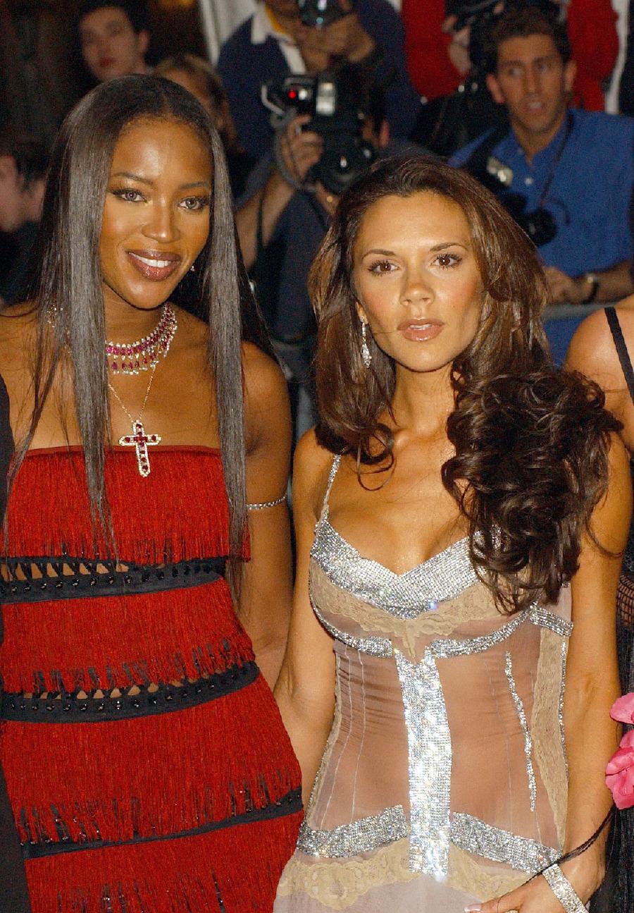 Naomi Campbell-Victoria Beckham, 2003