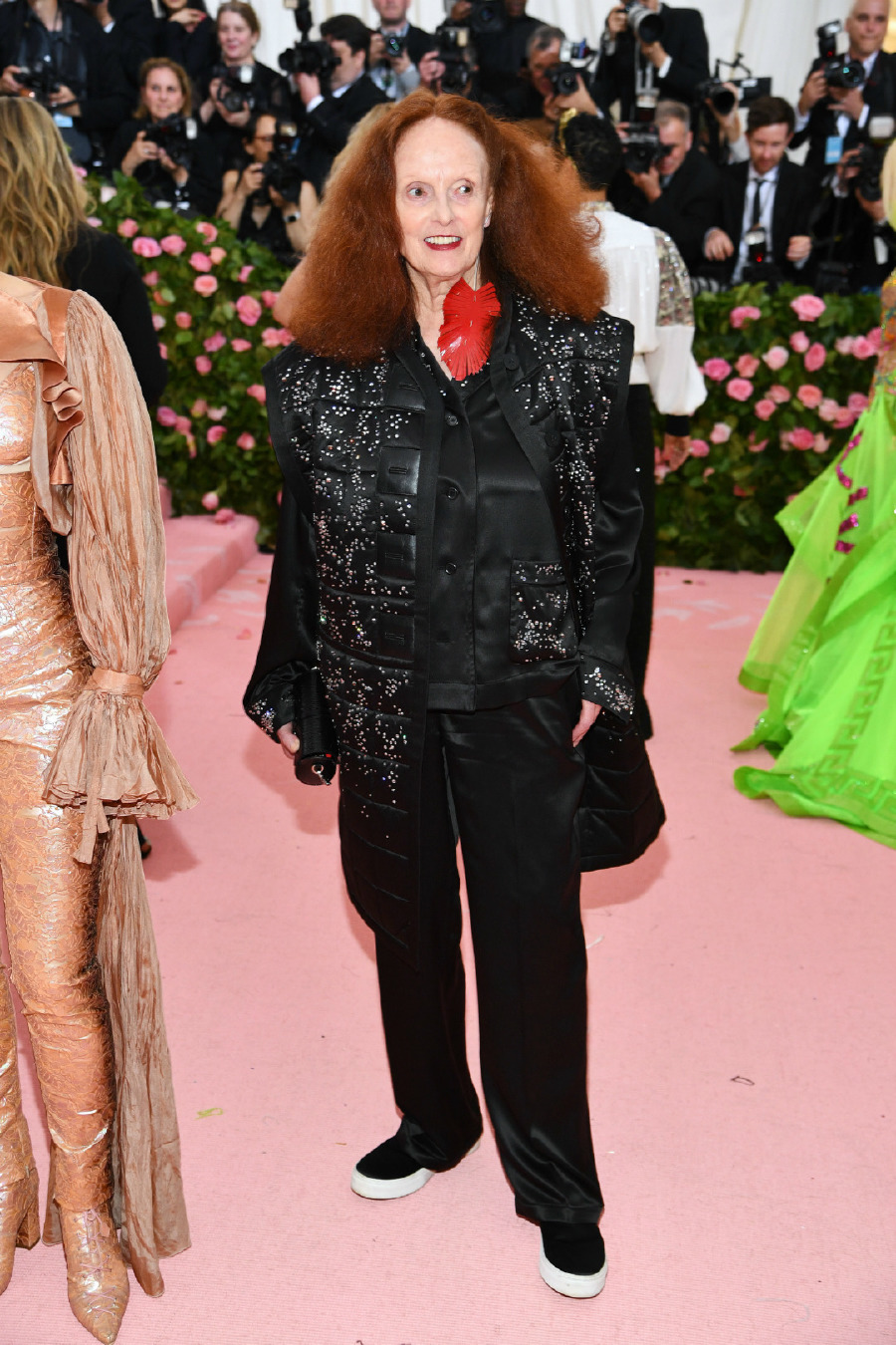 Grace Coddington, Louis Vuitton