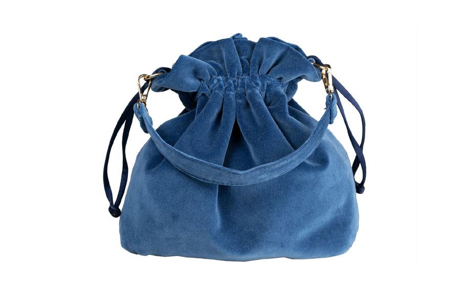 Velvet Potli Blue: 380 TL