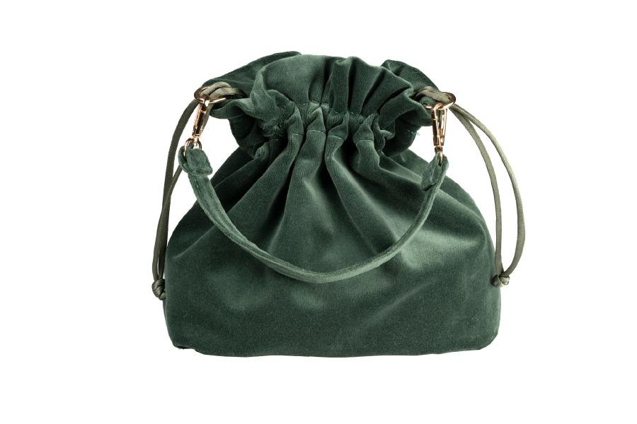 Velvet Potli Green: 380 TL