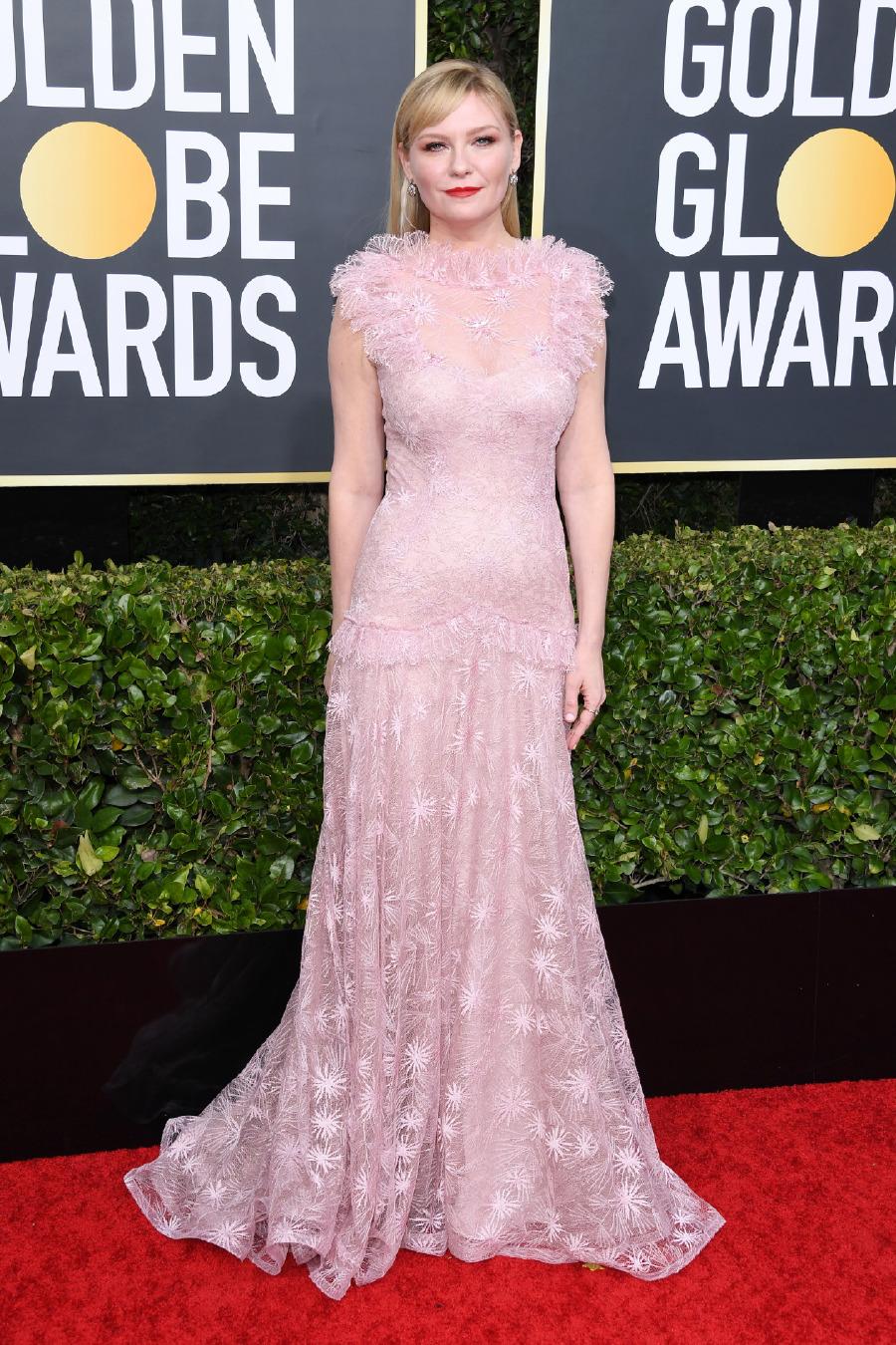 Kirsten Dunst, Elbise: Rodarte