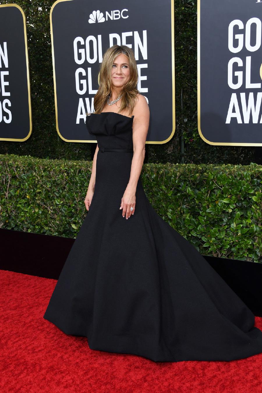Jennifer Aniston, Elbise: Dior