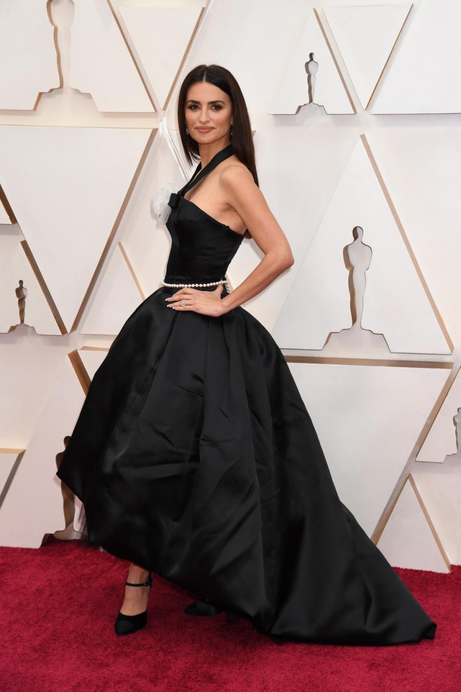 Penélope Cruz, Elbise: Chanel