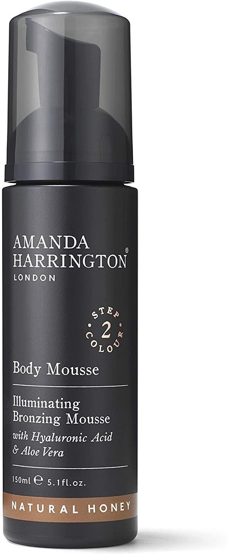 Amanda Harrington London, Bronzing Body Mousse
