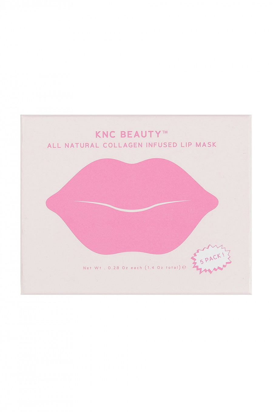 KNC Beauty  Sephora All Natural Collagen Infused Lip Mask