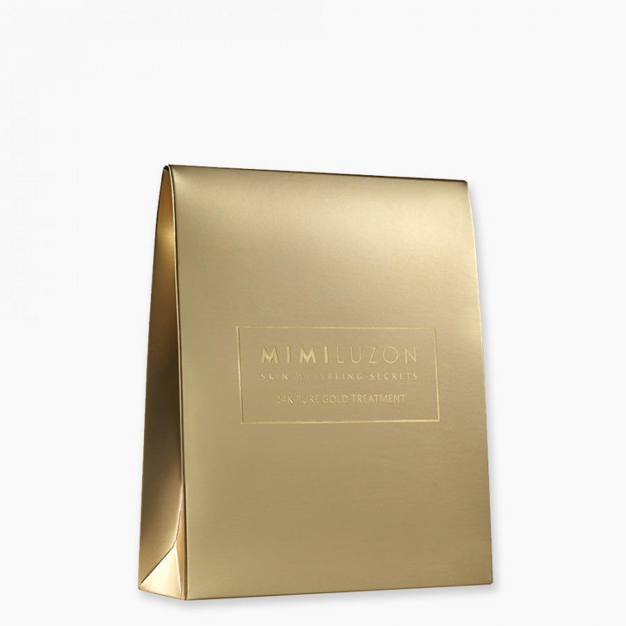 Mimi Luzon 24K Pure Gold Mask