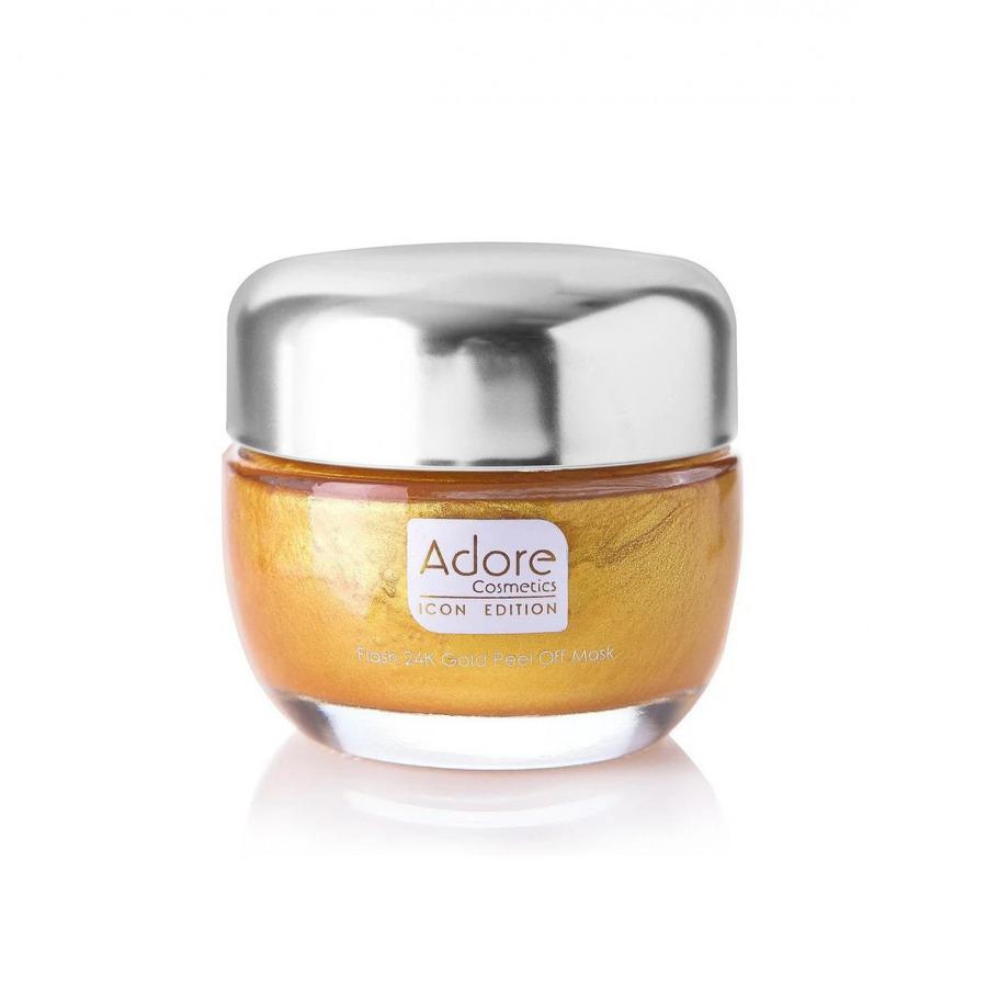 Adore Cosmetics Flash 24K Gold Peel Off Mask