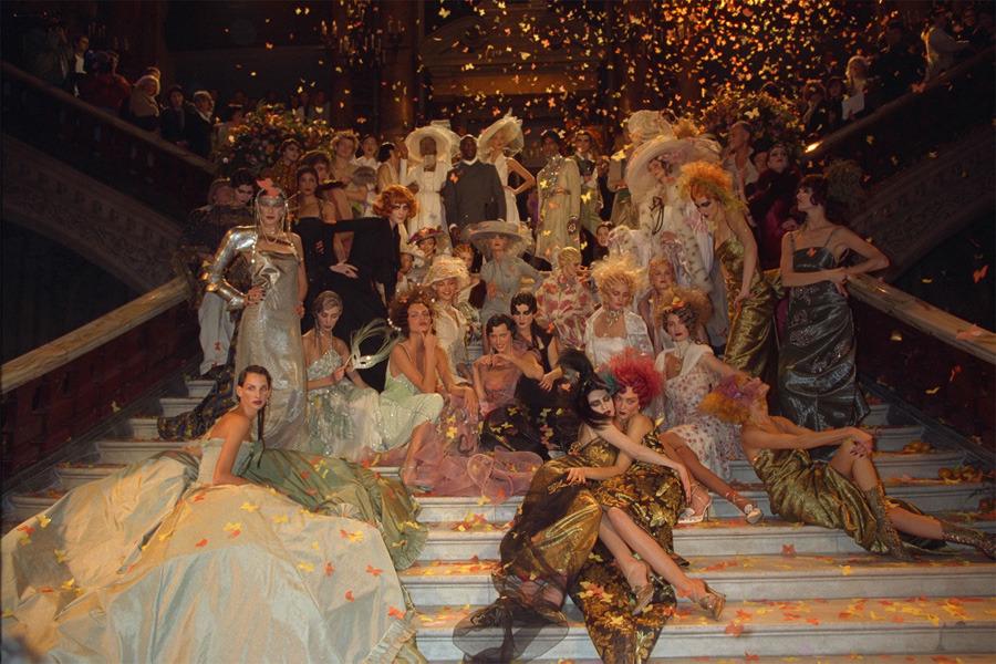 Dior Haute Couture, 1998 İlkbahar/Yaz
