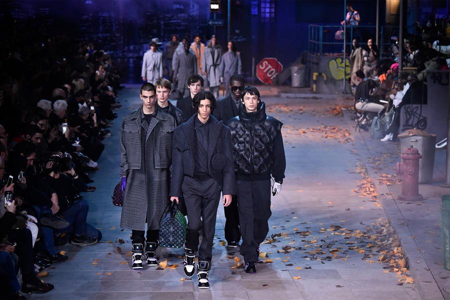 Louis Vuitton Menswear, 2019 Sonbahar/Kış