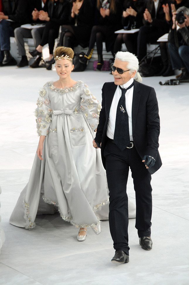 Chanel, Paris Haute Couture, 2008 İlkbahar/Yaz