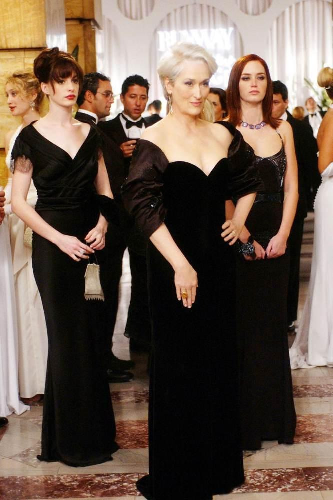 Meryl Streep - The Devil Wears Prada