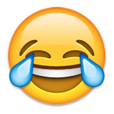 Gözünden Yaş Gelene Kadar Gülen Emoji